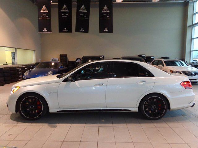 2015 MERCEDES-BENZ E-CLASS S in Red Deer, Alberta