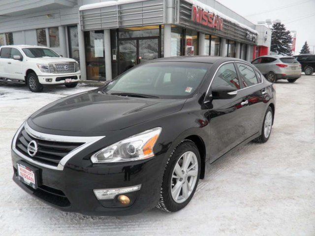 2014 NISSAN ALTIMA 2.5 SL 4dr Sedan in Kamloops, British Columbia