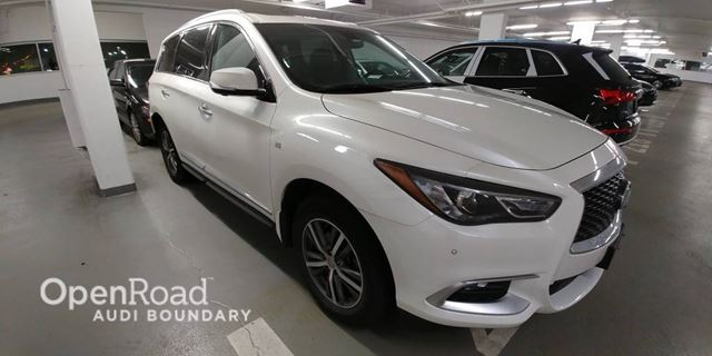 2016 INFINITI QX60 AWD 4dr NAVIGATION  BACK UP CAMERA in Vancouver, British Columbia