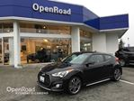 2017 Hyundai Veloster Turbo- FINANCE AS LOW AS 1.9% in Richmond, British Columbia