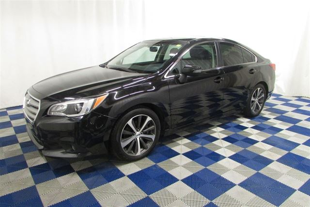 2015 SUBARU LEGACY 3.6R Limited Package w/Tech Pkg AWD/FULLY LOADE in Winnipeg, Manitoba
