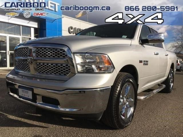 2016 DODGE RAM 1500 SLT in Williams Lake, British Columbia