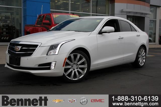 2015 CADILLAC ATS Premium AWD in Cambridge, Ontario