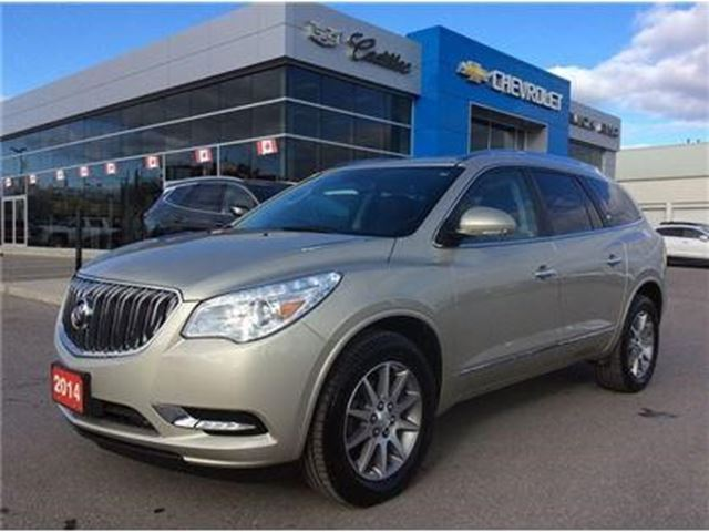 2014 BUICK ENCLAVE Leather in Pickering, Ontario