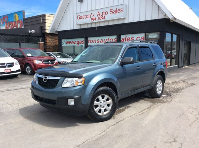 2010 MAZDA TRIBUTE 4WD! in St Catharines, Ontario
