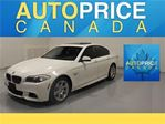 2013 BMW 5 Series X-Drive M-SPORT NAVIGATION in Mississauga, Ontario