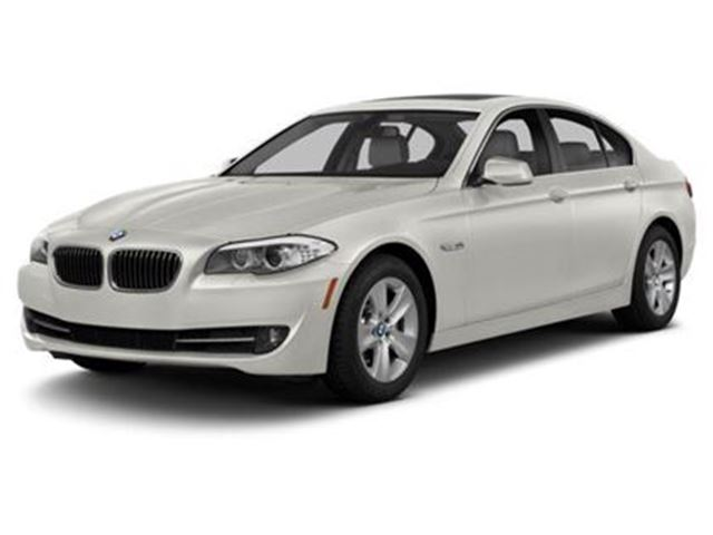 2013 BMW 5 SERIES Xdrive in Coquitlam, British Columbia