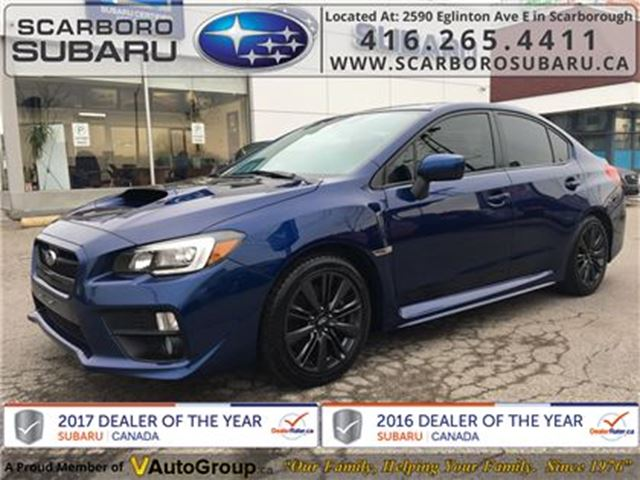 2015 SUBARU IMPREZA Sport-tech PKG, FROM 1.9% FINANCING AVAILABLE in Scarborough, Ontario