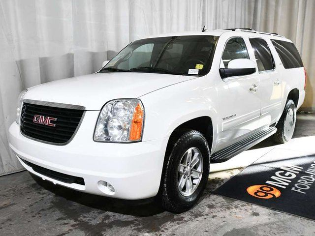 2014 GMC YUKON SLT in Red Deer, Alberta