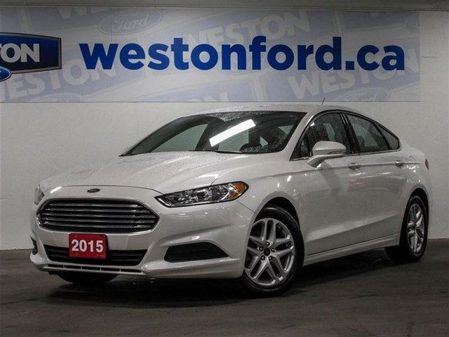 2015 FORD Fusion SOLD pending finance in Toronto, Ontario