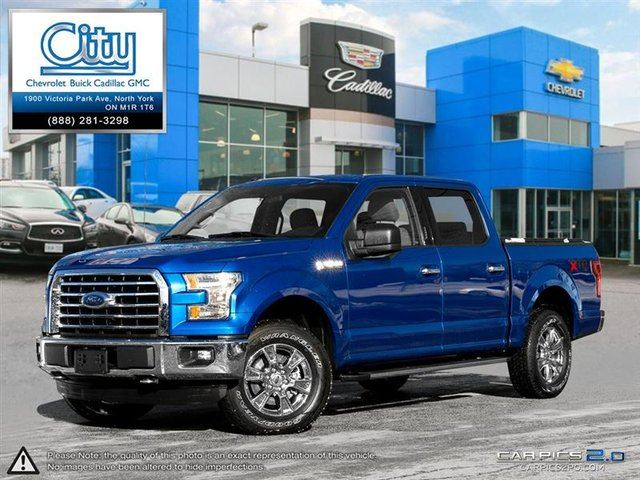 2016 FORD F-150 4x4 - Supercrew XLT - 145 WB in Toronto, Ontario