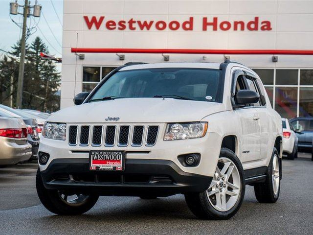 2012 JEEP COMPASS Limited 4x4 in Port Moody, British Columbia