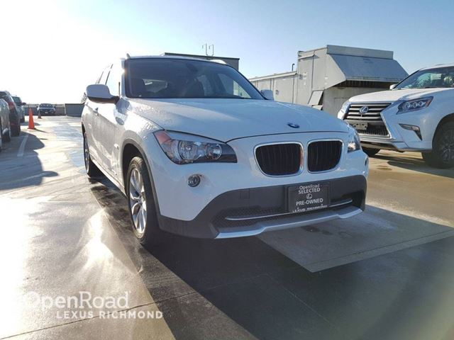 2012 BMW X1 28xi  in Richmond, British Columbia