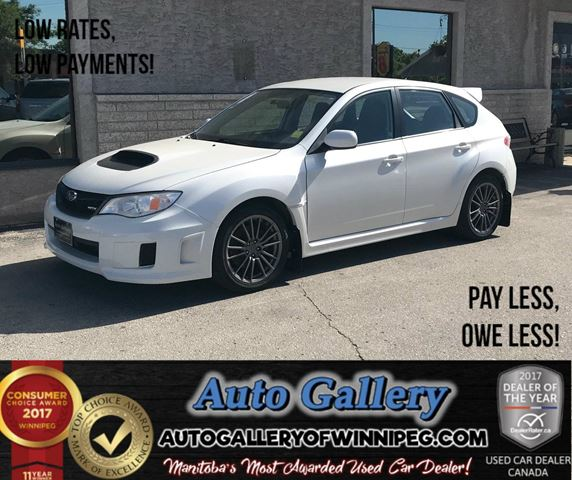 2014 SUBARU IMPREZA WRX *AWD/Turbo in Winnipeg, Manitoba