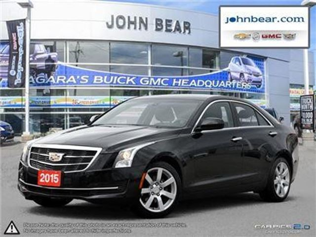 2015 CADILLAC ATS Luxury RWD in St Catharines, Ontario