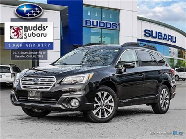 2015 SUBARU OUTBACK 3.6R Limited w/ Technology at - AWD, Fully Loaded in Oakville, Ontario