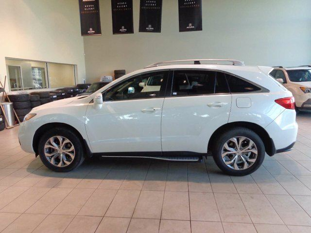 2015 ACURA RDX TECH, SPORT PACKAGE, DIAMOND CUT WHEELS, BACK STEPS, ROOF RAILS in Red Deer, Alberta