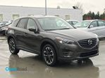 2016 Mazda CX-5 GT AWD Local Blueooth USB AUX Navi Leather Sunr in Port Moody, British Columbia
