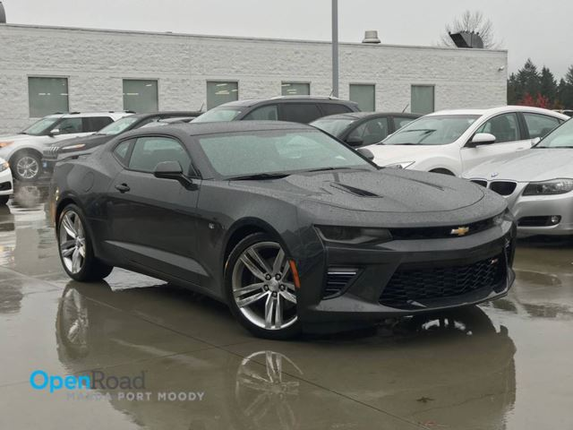2016 CHEVROLET CAMARO SS A/T Local One Owner Low KMs Bluetooth USB AU in Port Moody, British Columbia
