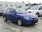 2007 Mazda MAZDA3 GS A/T No Accident Local Low Kms Cruise control in Port Moody, British Columbia