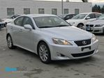 2007 Lexus IS 250 A/T RWD Local Leather Sunroof Cruise Control CD in Port Moody, British Columbia
