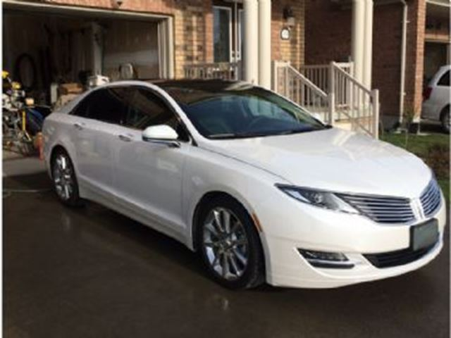 2016 LINCOLN MKZ Hybrid  - 800 K's to a Tank in Mississauga, Ontario