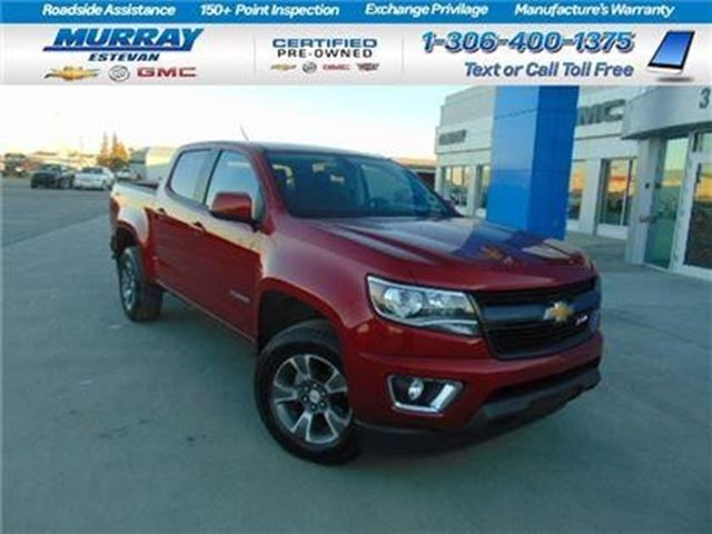 2016 Chevrolet Colorado 4WD Z71 in Estevan, Saskatchewan