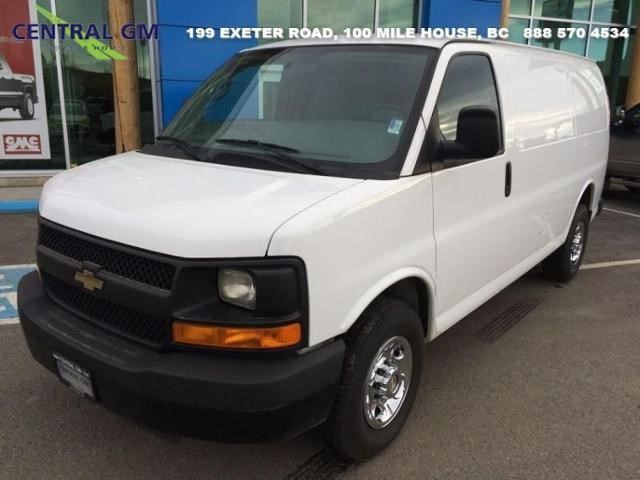 2014 Chevrolet Express 1500           in 100 Mile House, British Columbia