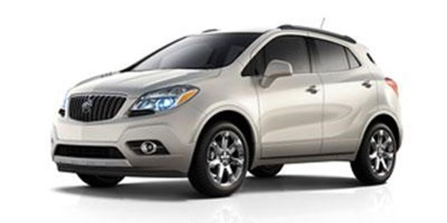 2013 BUICK ENCORE Premium in Burnaby, British Columbia