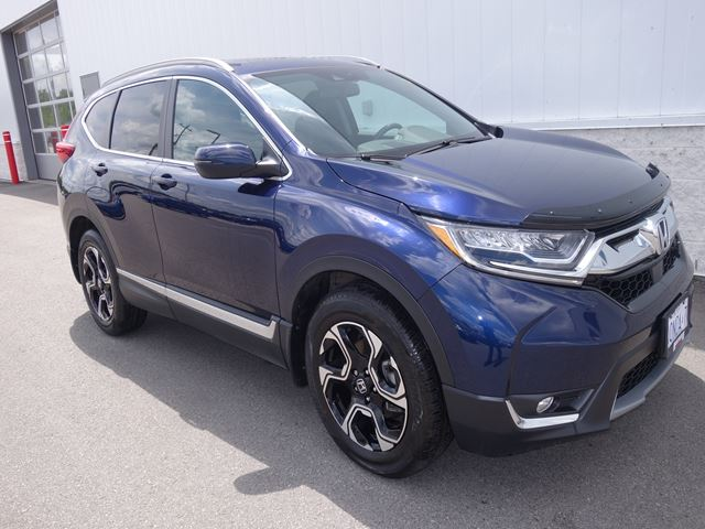 2018 HONDA CR-V Touring in North Bay, Ontario