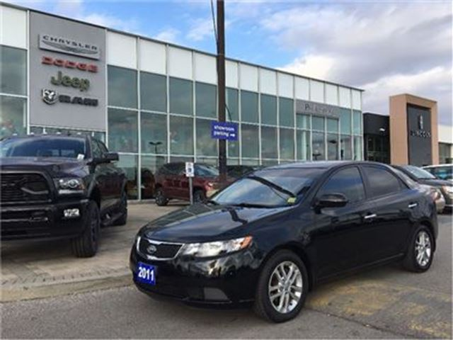 2011 KIA FORTE EX in Pickering, Ontario