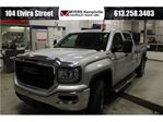 2017 GMC Sierra 1500 Crew 4x4 with 5.3 and trailer tow! in Kemptville, Ontario