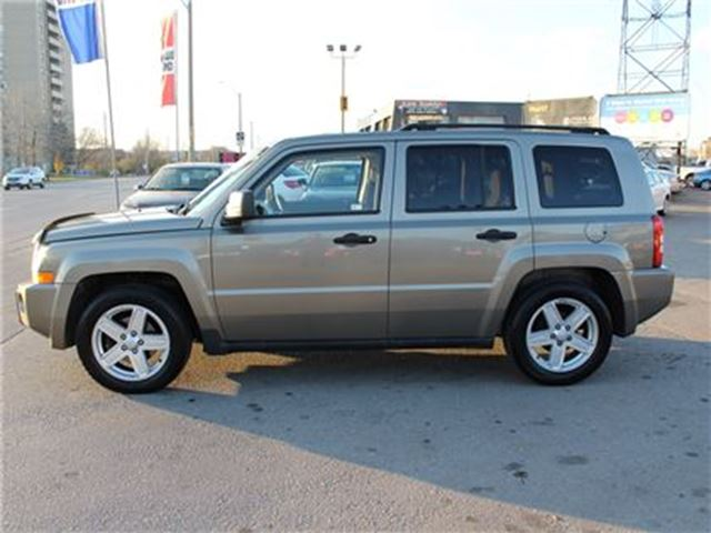 2008 jeep patriot sport accidentfree heated seats. Black Bedroom Furniture Sets. Home Design Ideas