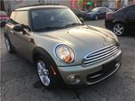 2011 MINI Cooper LEATHER_SUNROOF_BLUETOOTH in Oakville, Ontario
