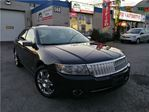 2007 Lincoln MKZ w/Navi_Leather_Sunroof_Bluetooth in Oakville, Ontario