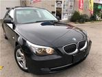 2008 BMW 5 Series xi_LEATHER_SUNROOF_LUXURY in Oakville, Ontario