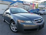 2006 Acura TL Accident Free w/Sunroof_Leather in Oakville, Ontario