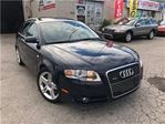 2006 Audi A4 2.0T Avant_Leather_Sunroof_Low KMS in Oakville, Ontario