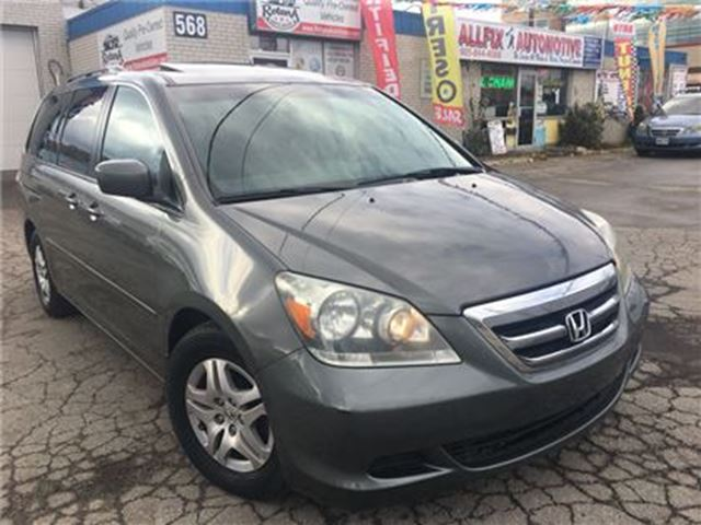 2007 Honda Odyssey EX-L One Owner_Accident Free in Oakville, Ontario