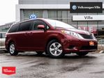 2011 Toyota Sienna LE 8 Passenger. LOW MILEAGE. 2 set of TIRES in Thornhill, Ontario
