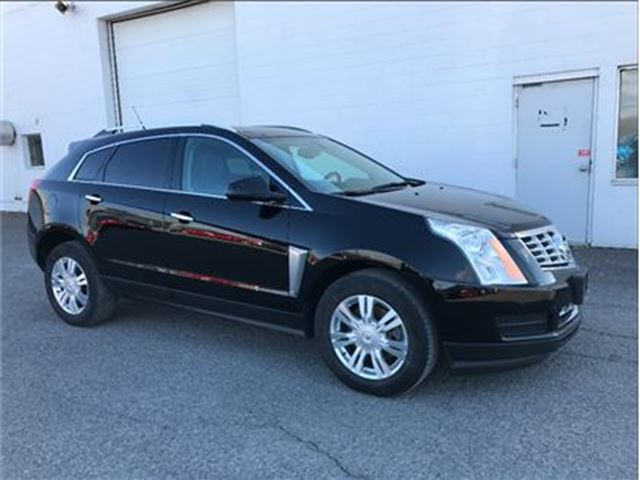 2014 CADILLAC SRX Luxury in Ottawa, Ontario