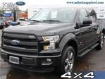 2015 Ford F-150 Lariat - Leather Seats -  Bluetooth in Welland, Ontario