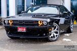 2016 Dodge Challenger R/T ***AUTO***NAV***RED LEATHER*** in Barrie, Ontario