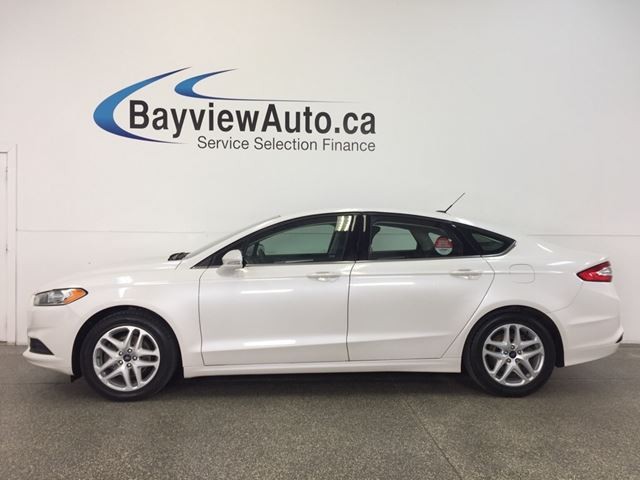 2014 FORD FUSION SE- 2.5L|ALLOYS|KEYPAD|SYNC|A/C|CRUISE|LOW KM! in Belleville, Ontario