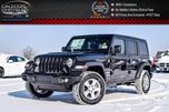 2018 Jeep Wrangler Unlimited New Car Sport in Bolton, Ontario