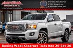 2017 GMC Canyon 4WD Denali Crew Bedliner Tonneau_Cover SideSteps Heated Frnt.Seats in Thornhill, Ontario