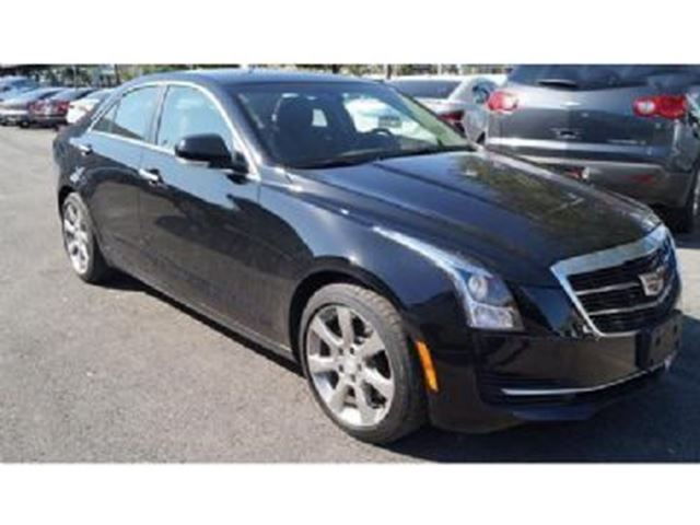 2015 CADILLAC ATS Luxury All Wheel Drive in Mississauga, Ontario