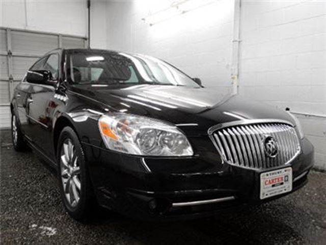 2011 BUICK LUCERNE Super in Burnaby, British Columbia