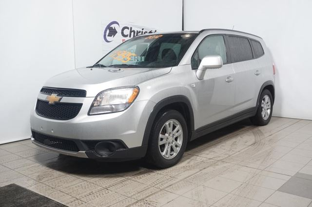 2012 CHEVROLET Orlando 1LT in Montreal, Quebec
