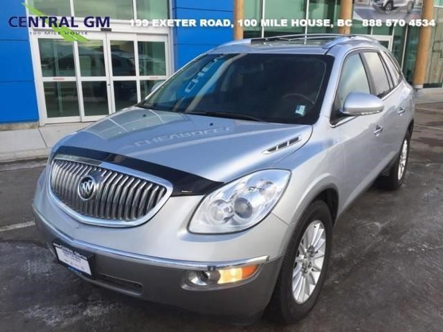 2012 Buick Enclave CXL1 in 100 Mile House, British Columbia